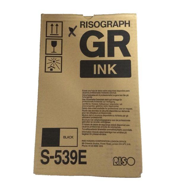 Ink Riso s539e